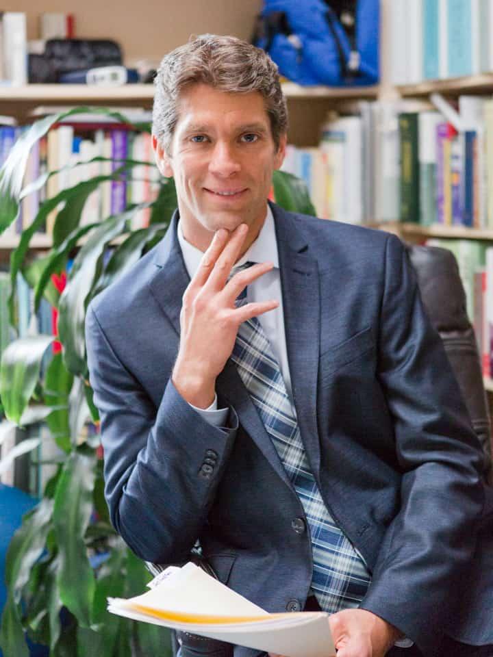 Dr. Brandon Lundell, Boulder Healing