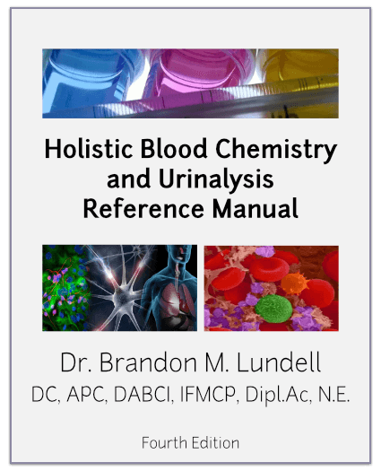 Blood Chemistry Manual Cover B